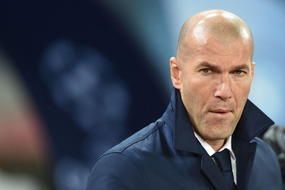 Zidane will mit 60 kein Trainer mehr sein