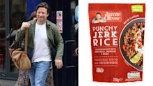 Jamie Oliver accused of cultural appropriation after releasing 'jerk rice' ready meal