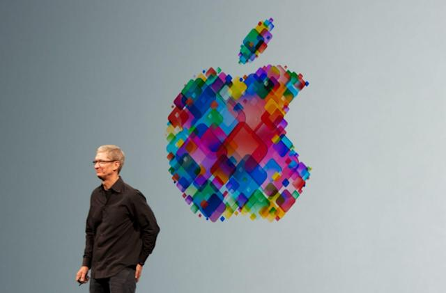 Tim Cook says Apple has never received user data from Facebook