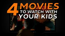Stream this Weekend: 4 Movies to Watch With Your Kids