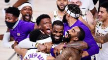 Los Angeles Lakers' NBA Finals Win on ABC Crushed by 'Sunday Night Football' in Early Ratings