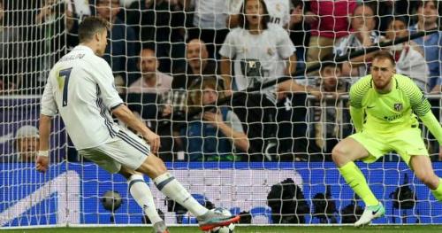 Foot - C1 - Vidéo : Cristiano Ronaldo s'offre le triplé face à l'Atlético Madrid