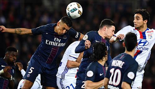Ligue 1: 30. Spieltag: Draxler trifft bei PSG-Sieg - Nizza lässt Federn