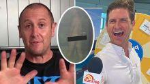 Larry Emdur shares clip of Sunrise star Sam Mac's bare bum