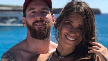 Las vacaciones de Lionel Messi: alejado de la Selección, se divierte junto a su familia en Dubai