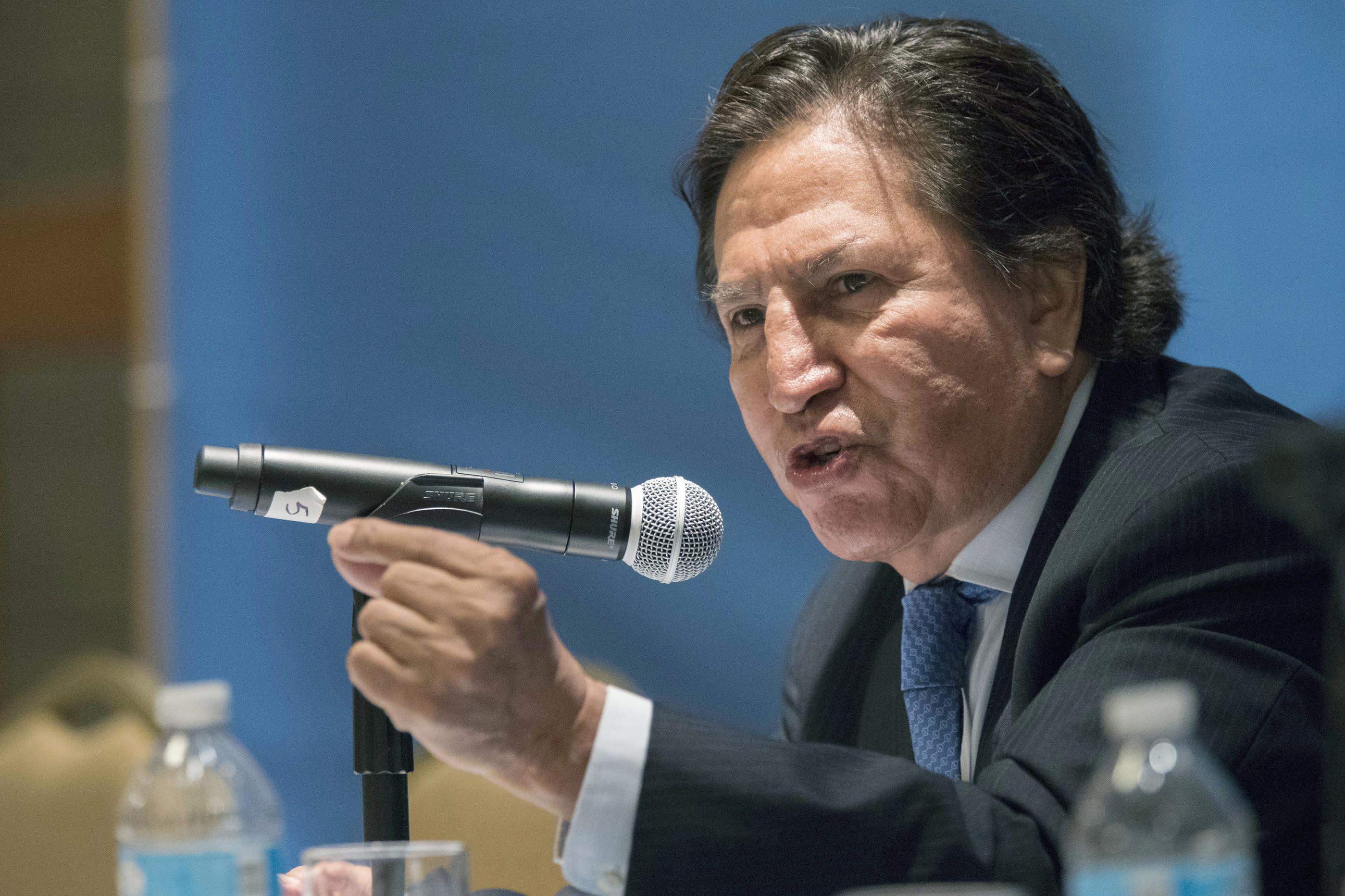 Peru Ex President