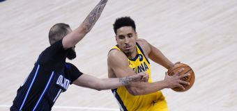 Brogdon's 3-pointer lifts Pacers past Magic 120-118 in OT