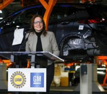 GM dumps Trump pollution fight, abruptly sides with Biden and California