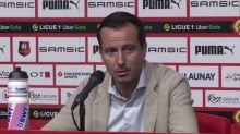 Foot - L1 - Rennes : Stéphan : «Doku, un profil qu'on n'avait pas dans l'effectif»