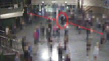Court shown CCTV images of Manchester Arena bomber just seconds before attack