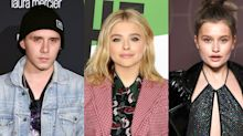 Chloë Grace Moretz hints that Brooklyn Beckham cheated after he's photographed kissing Playboy model