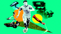High-tech innovations at the World Cup