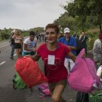 Remember the caravan? After vote, focus on migrants fades