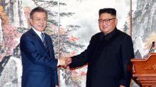 North Korea's Kim says to scrap missile sites, visit Seoul