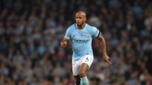 Vincent Kompany ruled out of Manchester City's Champions League clash with Shakhtar Donetsk