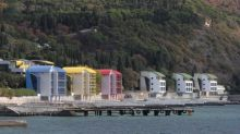 Rare glimpse of Assad family ties to Russia in kids' stay at seaside camp