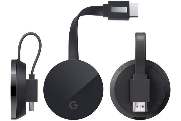 Google's 4K Chromecast emerges in an image leak