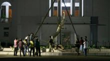 Bangladesh reinstalls controversial statue after outcry