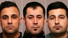'Callous and deceitful' trio who killed five in 'bomb-like' shop blast insurance scam jailed for life