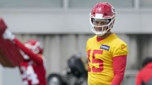 Patrick Mahomes Hopes Tyrann Mathieu Stays with Chiefs for 'As Long as I'm Here'