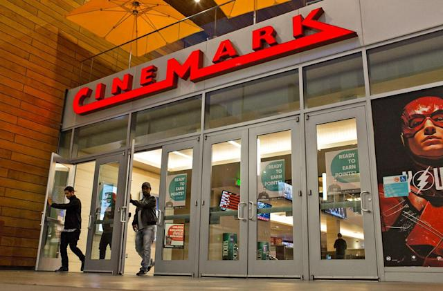 Cinemark CEO credits MoviePass for Movie Club's growing success
