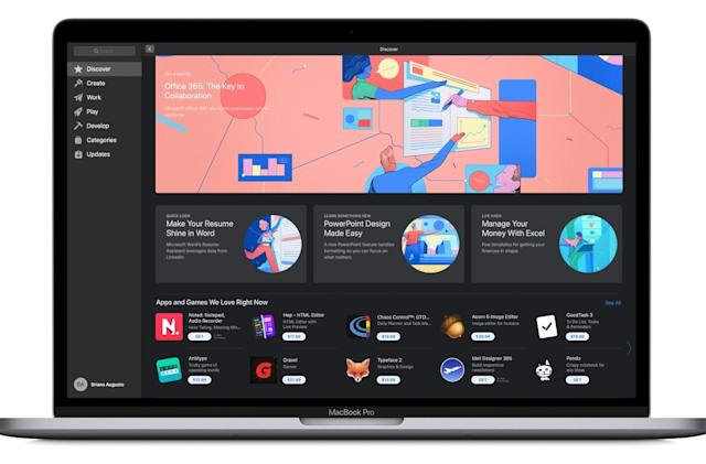 Microsoft Office is finally available on Apple's Mac App Store