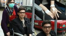 Sheldon Lo to take a one month break after accident