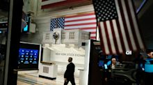 Stock market news live updates: Stocks end lower as lawmakers inch toward stimulus deal
