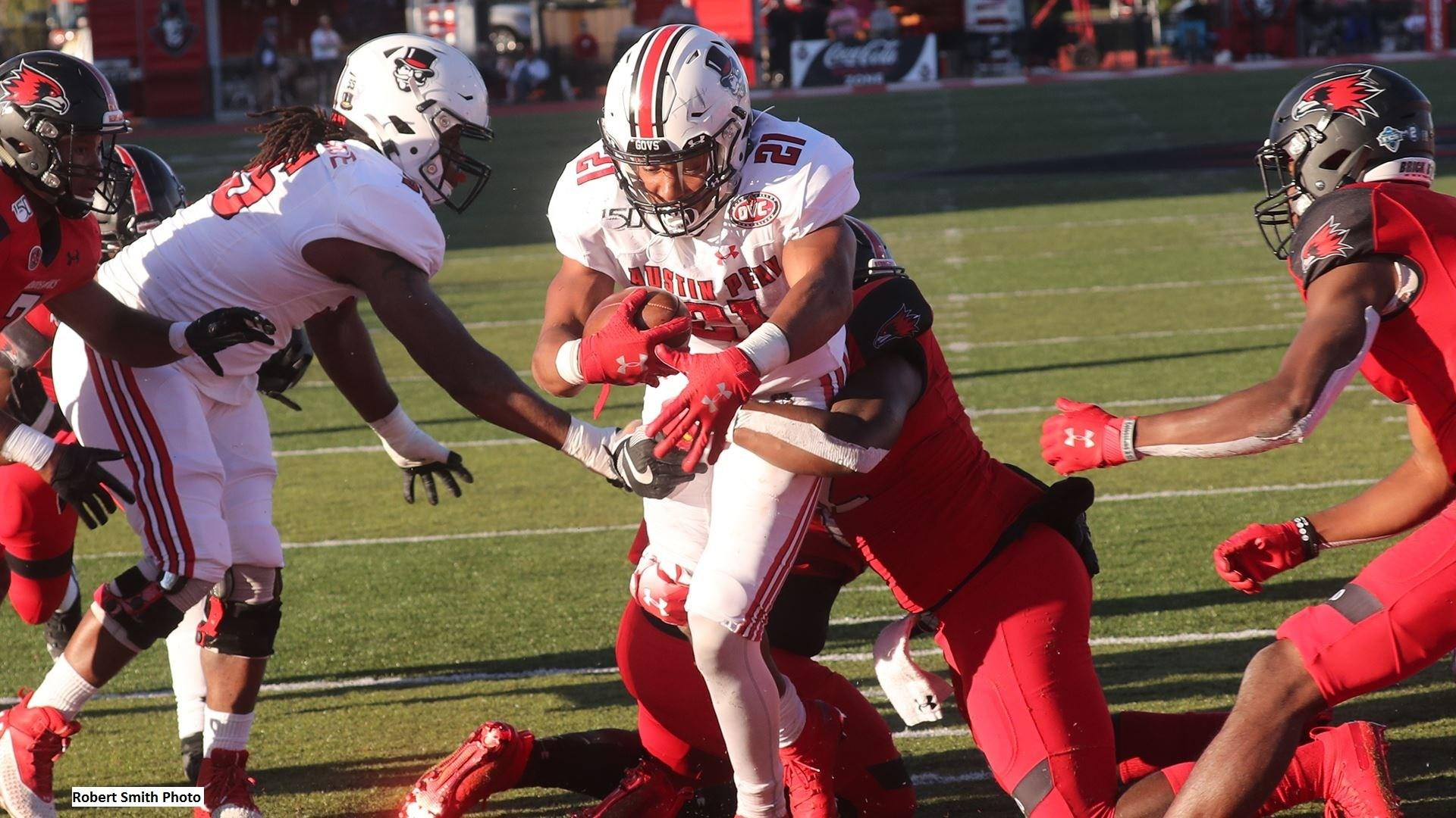 Austin Peay to face Alabama in 2022