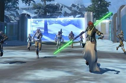 Is Star Wars: The Old Republic four years out of date?