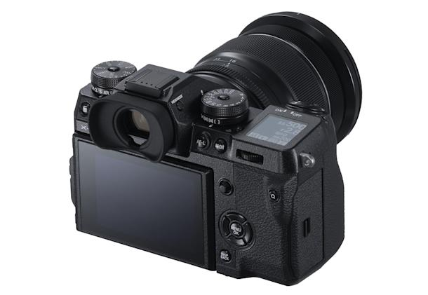Fujifilm targets video shooters with the new flagship X-H1