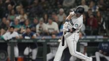 Bauers' 1st homer for Mariners caps comeback, tops Twins 4-3