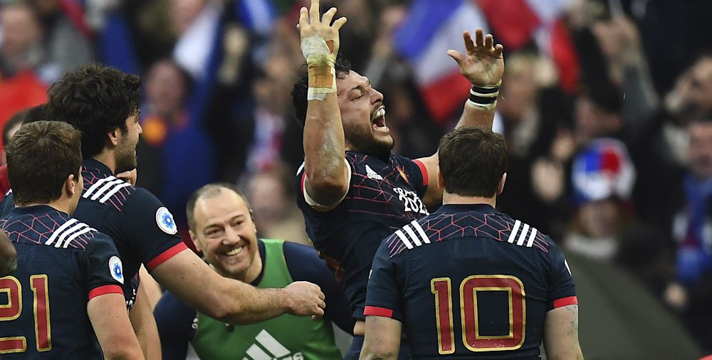 France-Galles, les tops et flops: des Bleus aux nerfs plus solides que l'arbitre