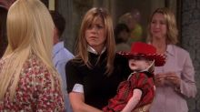 Baby Emma From 'Friends' Responds to That Viral Joke About 2020