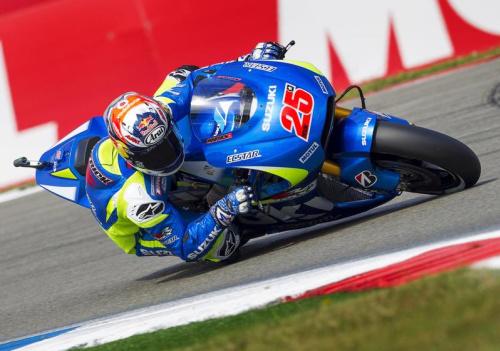 Maverick Viñales s'impose en MotoGP