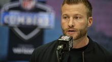 Report: ESPN's search for new 'Monday Night Football' booth included offer to Sean McVay