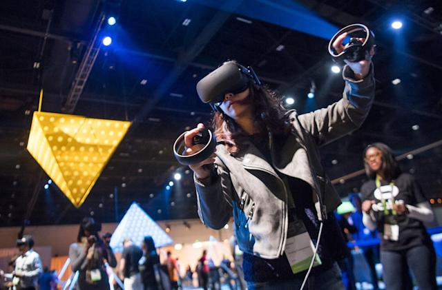 Oculus is bringing live VR theater to your face