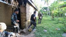 Philippine forces hunt top IS-linked militant