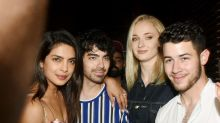 Priyanka Chopra, Sophie Turner, Nick Jonas, and Joe Jonas Are on Another Fabulous Vacation Together