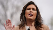 Sarah Sanders called 'an embarrassment' for saying Congress isn't 'smart enough' to read Trump tax returns