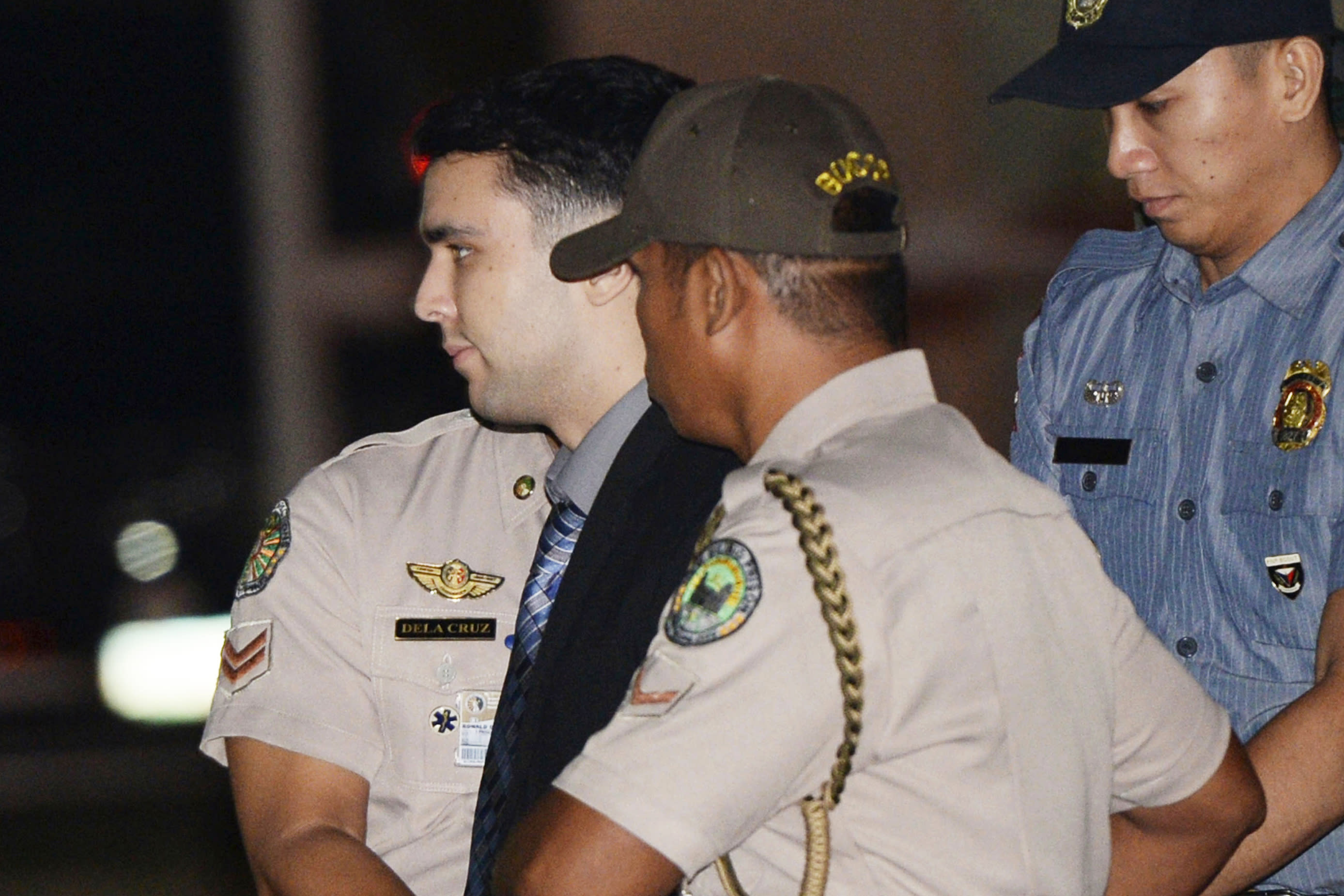 Jennifer Laude case: Duterte pardons United States  marine over transgender killing