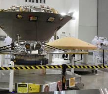 NASA probe detects likely 'marsquake': an interplanetary first