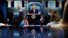 Trump vollzieht Kehrtwende und plädiert für Tragen von Masken