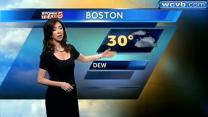 JC's Tuesday Boston area weather forecast