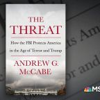 Chris Hayes and Andrew McCabe on the loss of anonymity
