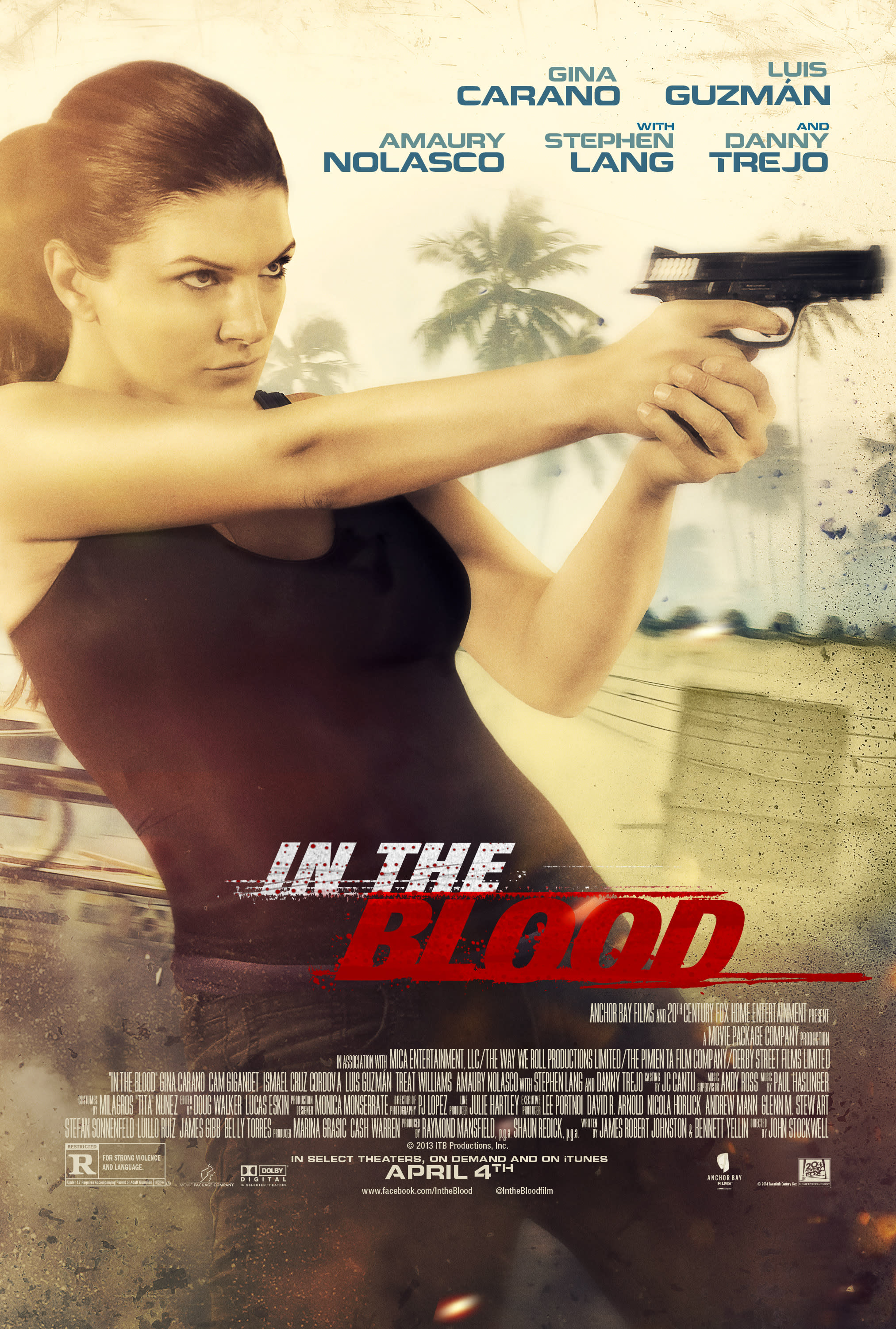 First Trailer For In The Blood Starring Haywires Gina Carano