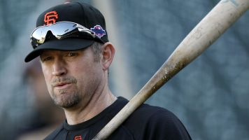 Former Giants slugger not invited to WS reunion