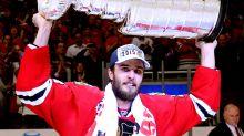 Report: Former Blackhawks defenseman Niklas Hjalmarsson is retiring from the NHL