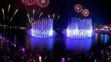 Dubai fountain crowned largest in the world