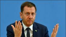 Kretschmer schließt Zustimmung der Länder zu Ausreisesperren für Landkreise aus